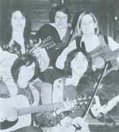 New Harmony Sisterhood Band
