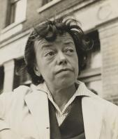 Joan Littlewood and her Theatre Workshop