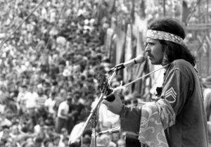 Country Joe - Woodstock 1969