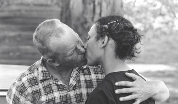 Mildred Jeter e Richard Loving