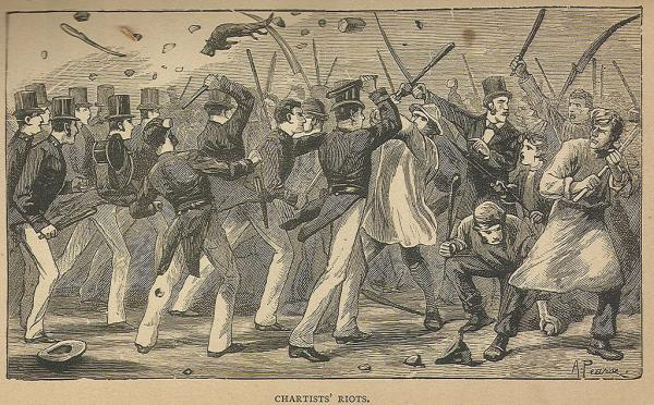 Chartists' Riots