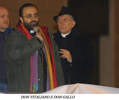 Don Vitaliano Della Sala d Don Gallo