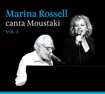 Marina Rossell canta Moustaki, vol.2