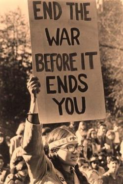 End the War before it Ends You