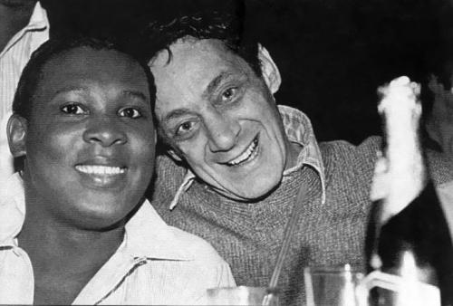 Sylvester con Harvey Milk a San Francisco.
