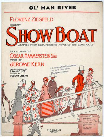 Show Boat, 1927