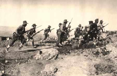 ANZAC, Gallipoli
