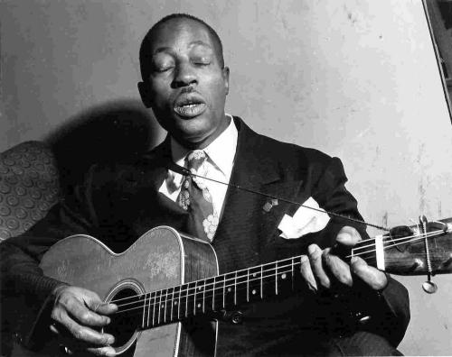 Big Bill Broonzy London 1952
