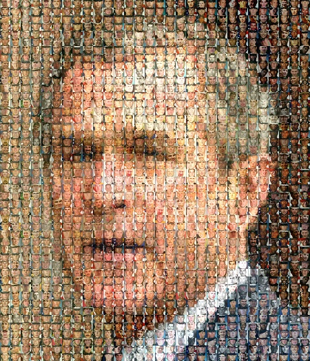 ‎George W. Bush built with ‎US dead soldiers‎