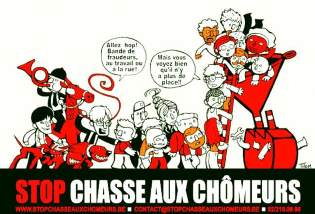 Chasse aux chomeurs