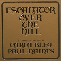 Escalator Over The Hill-CD