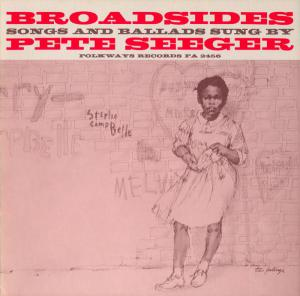 Broadsides - Songs and Ballads