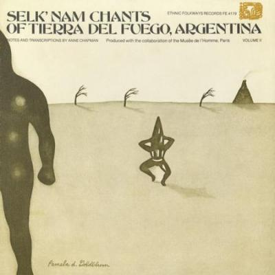 Selk'nam ‎Chants, Vol. 2‎