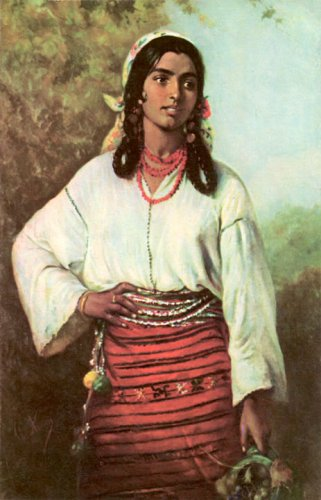 Gipsy Girl<br />
