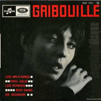 Gribouille EP 1966