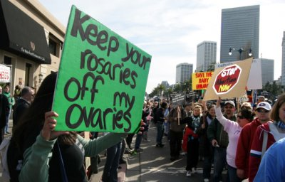 Keep Your Rosaries Off My Ovaries