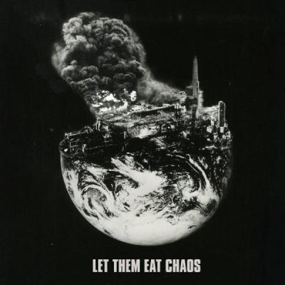 Let Them Eat Chaos, la copertina di Peter Kennard