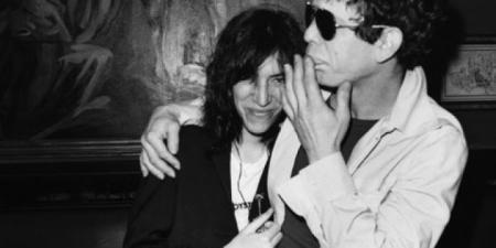 Lou and Patti