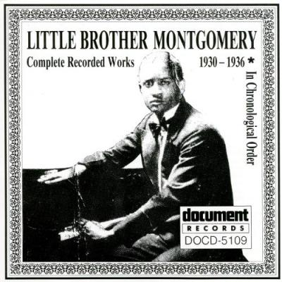 Little Brother Montgomery - Complete Recorded Works In Chronological Order 1930-1936