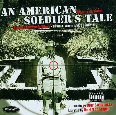 An american soldier's tale