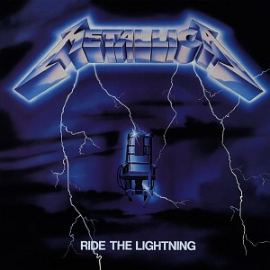 Metallica - Ride the Lightning cover