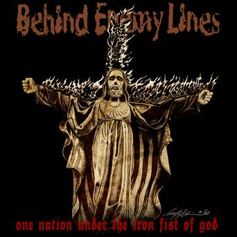 One Nation Under The Iron Fist Of God albumcover