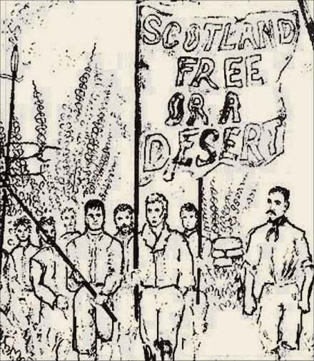 "‎ Radical War: ""Scotland ‎Free or a Desert!"" ‎"