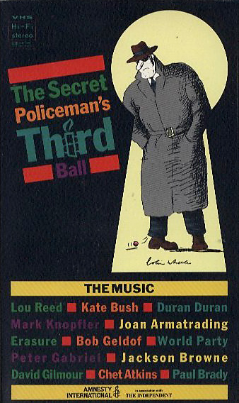 SecretPoliceman ThirdBall Video