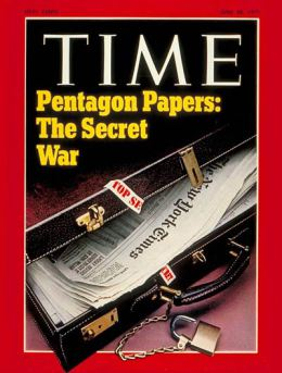 TIME Magazine - Pentagon Papers cover