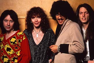 Thin Lizzy, 1976.
