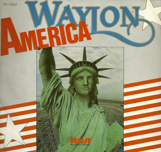 Waylon America single