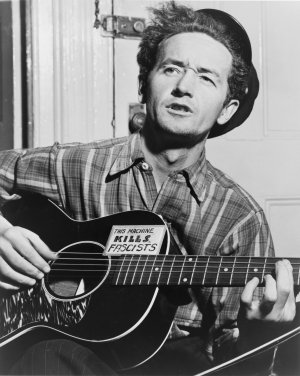 Woody Guthrie