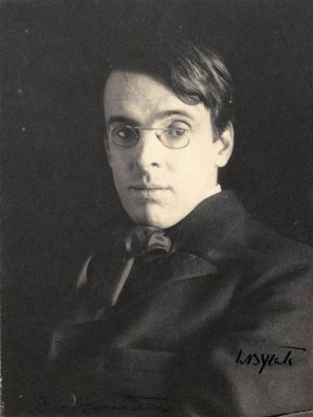 William Butler Yeats.