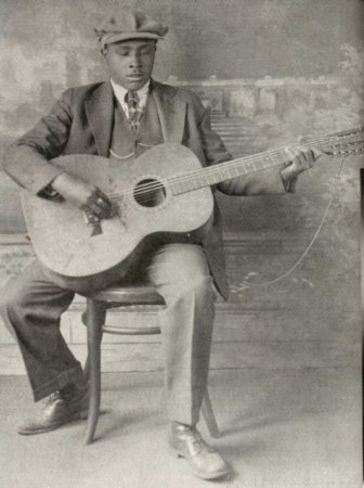 Blind Willie McTell, 1901-1959.
