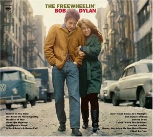 The Freewhelin' Bob Dylan, 1963