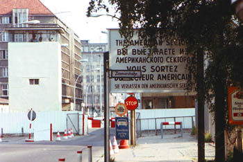 Checkpoint Charlie, 1983