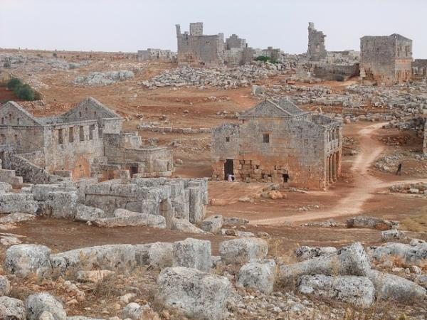 Dead Cities Of Syria