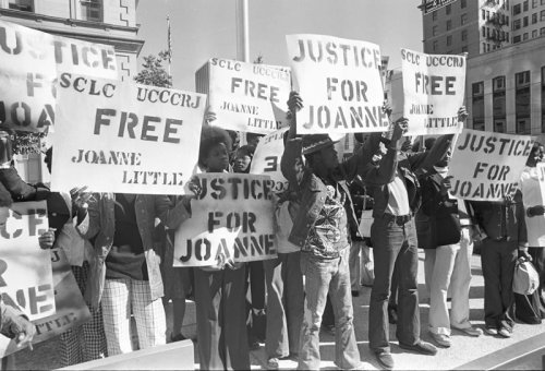Free Joan Little!.