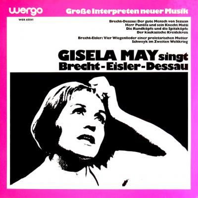 Gisela May Singt Brecht