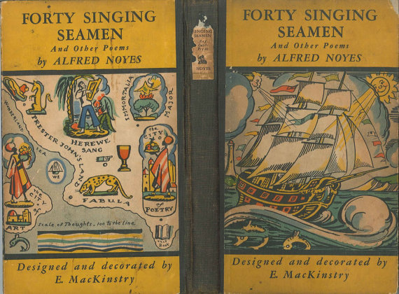 Forty Singing Seamen and Other Poems
