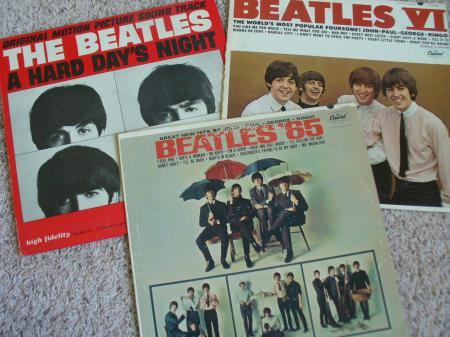 lp beatles