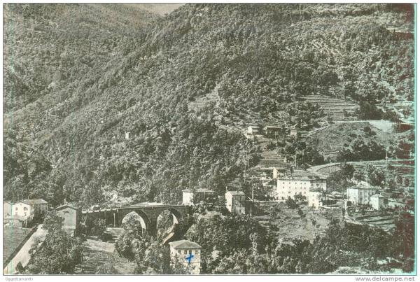 Pistoia Mountains near Cutigliano in a 1917 image.