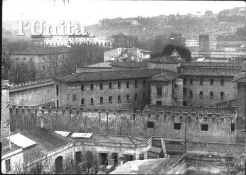 Florence: The old Murate jail.