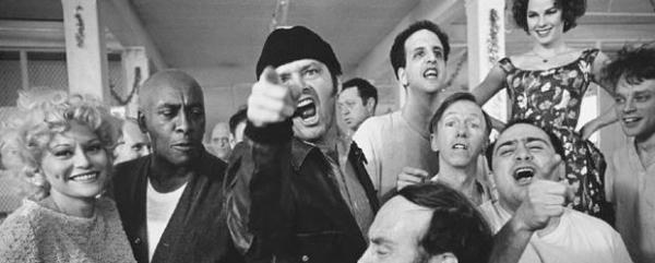 One Flew Over the Cuckoo's Nest - R.P. McMurphy