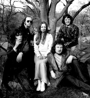 Pentangle Central Park, New York ~ May 1971