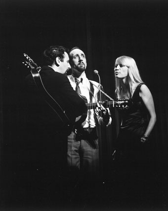 Peter, Paul and Mary.
