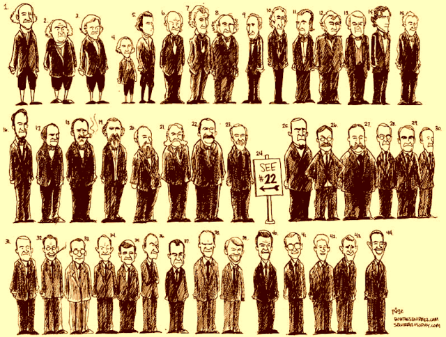 presidents US