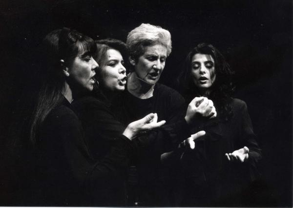Quartetto Vocale Giovanna Marini ‎
