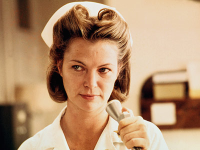 Louise Fletcher: l'infermiera Ratched