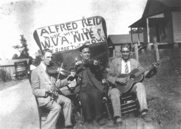 Blind Alfred Reed